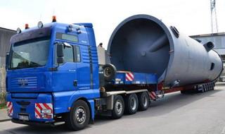 Автомобильные перевозки нестандартного оборудования