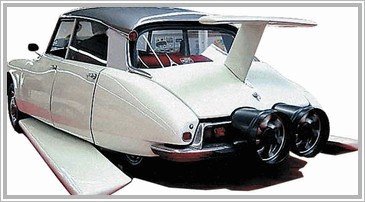 Citroen DS 2.3 141 Hp