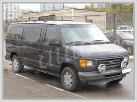 Ford Econoline 5.4 i XLT 258 Hp
