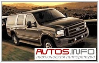 Ford Excursion 6.8 4WD