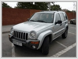 Jeep Cherokee 2.8 TD AT