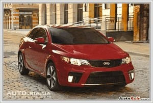 Kia Cerato Koup 2.0 AT