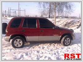 Kia Sportage 2004-2009 2.7 D AT 4WD