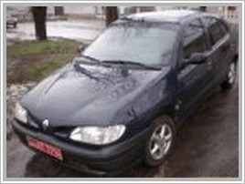 Renault Megane Hatchback 1.6 MT 106 Hp