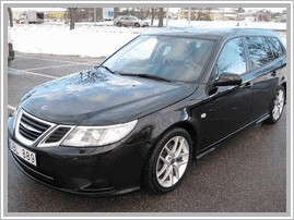 Saab 9-3 Convetible 2.0 T AT