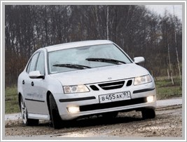 Saab 9-3 Sport Sedan 2.0 TS AT