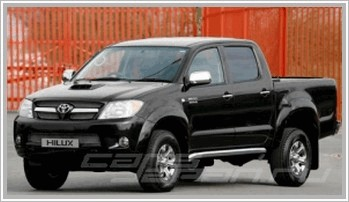 Toyota Hilux Surf 3.4