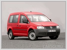 Volkswagen Caddy Kombi 1.6