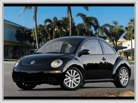 Volkswagen New Beetle 1.8 4AT